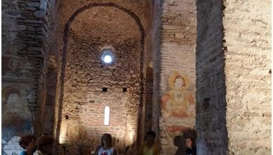 """Photo of Църквата """"Свети Димитър"""" в Паталеница- затрупаната църква"""