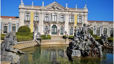 Photo of Националният дворец в Кейлуж- Португалският Версай